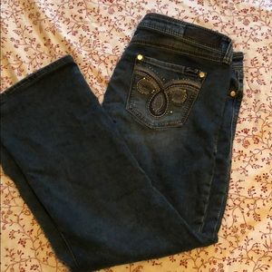 Slim bootcut jeans from Seven7